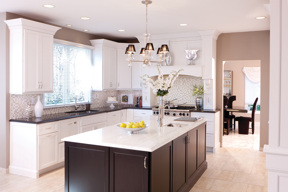 Custom kitchen cabinets for residential pro for Candlelight kitchen cabinets