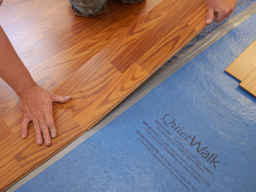 Top 28 wood flooring underlayment duralay silent gold for Wood floor underlayment