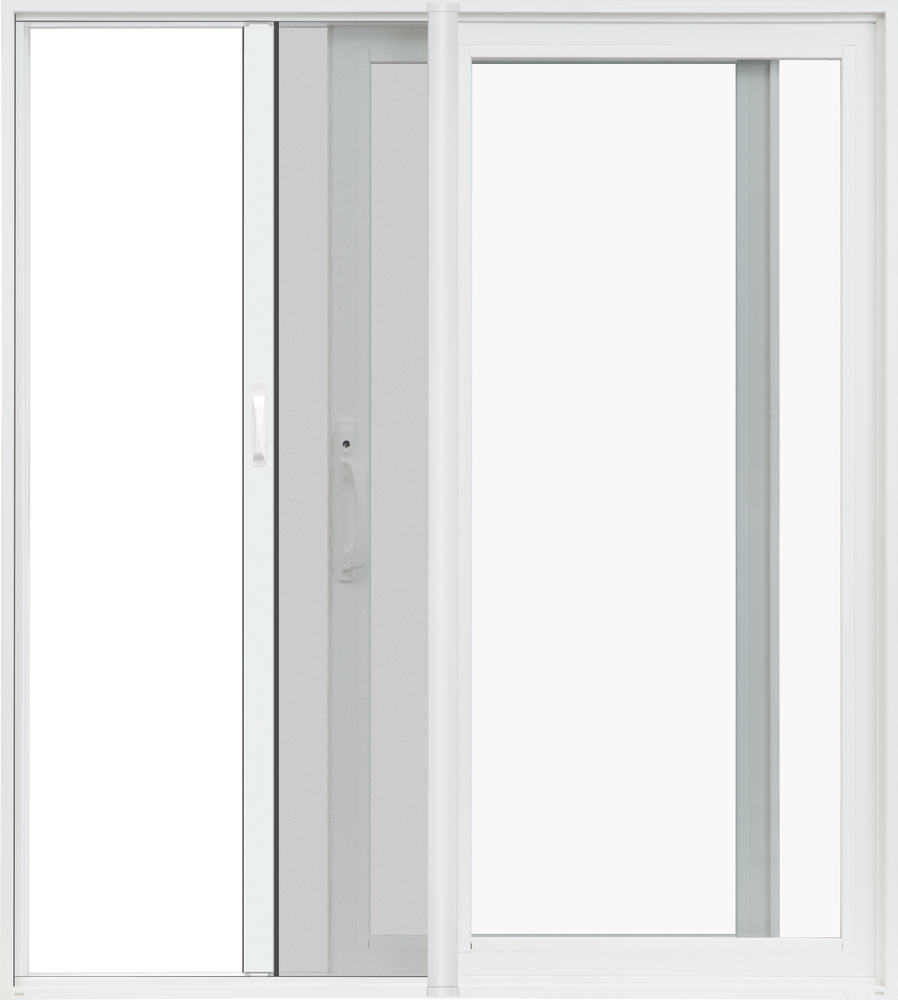 Retractable screen for residential pro for Pella retractable screen door