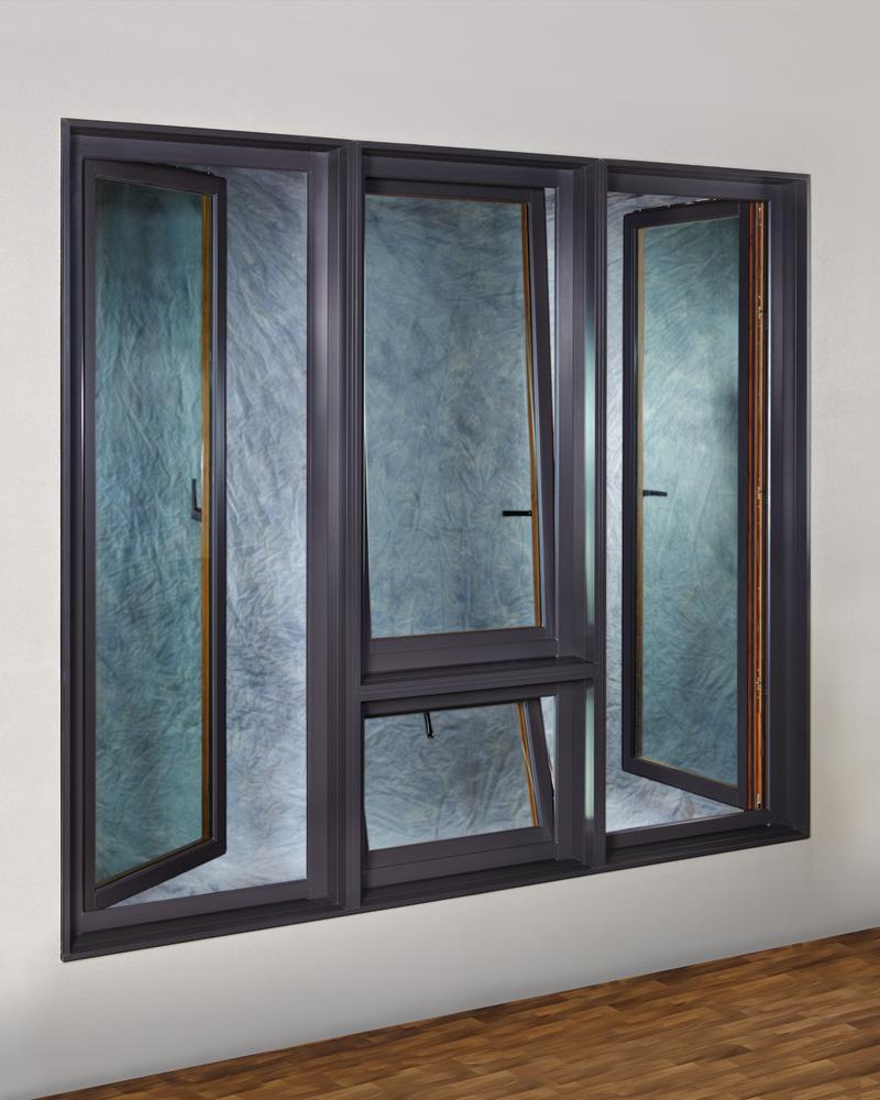 Ultra Series Tilt Turn Window For Residential Pros