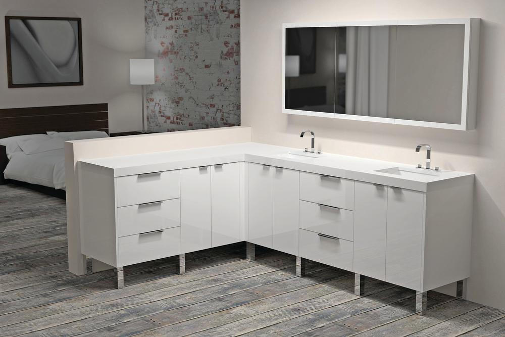Revo Bath Vanity For Residential Pros
