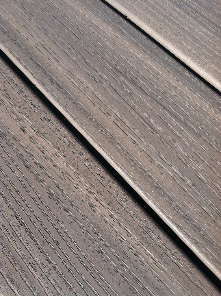 Polymer decking for residential pros for Polymer decking