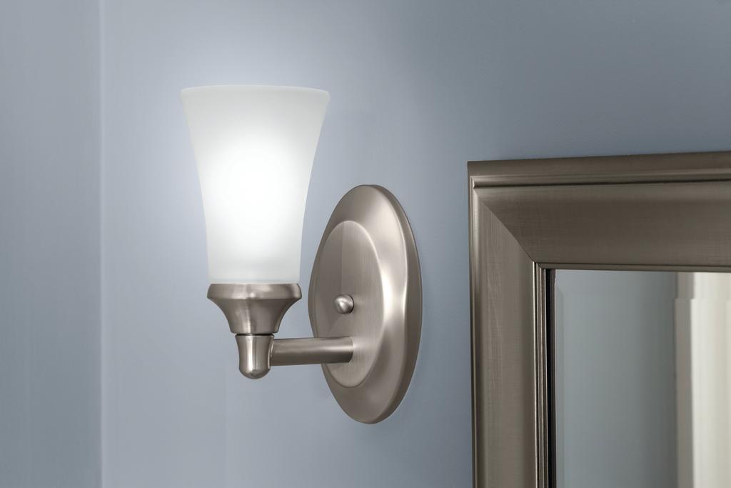 Moen Yb9863orb Waterhill Three Globe Bath Light Oil: For Residential Pros