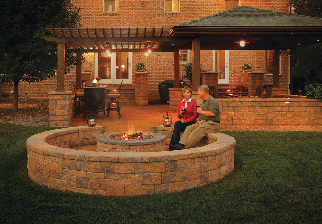 - Fire Pits For Residential Pros