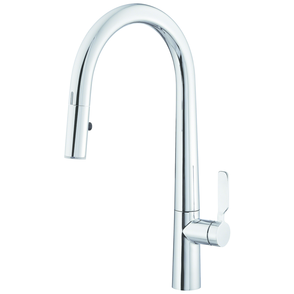 Digital kitchen faucets for residential pros for Danze inc