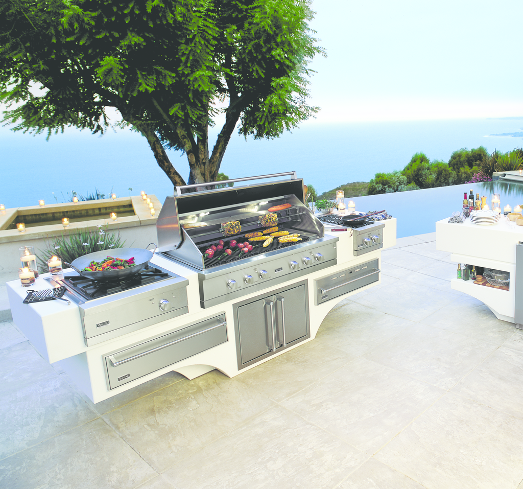 Outdoor Grills For Residential Pro