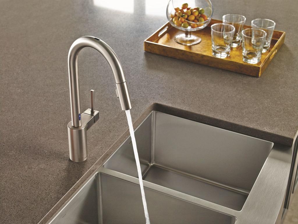 align motion sense kitchen faucet for residential pros rh forresidentialpros com