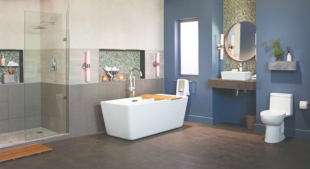 Ada Compliant Bath Fixtures For Residential Pros