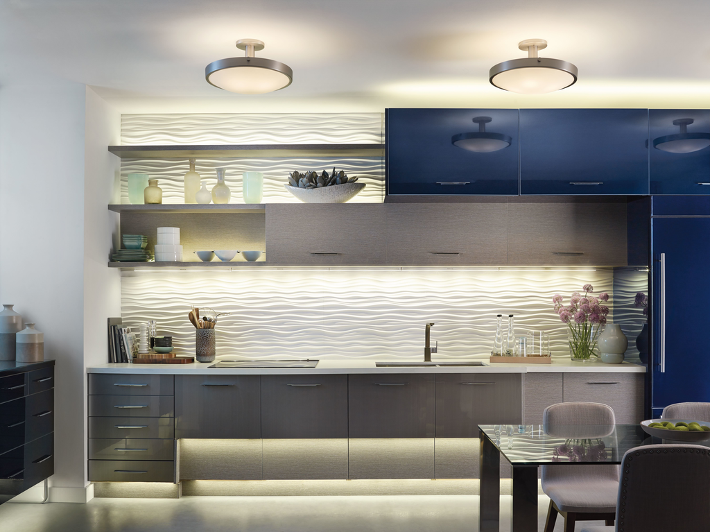 Design Pro LED Direct Wire Under Cabinet Lighting   For Residential Pros