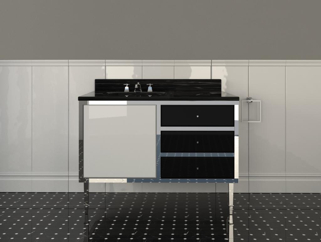 Jazz Vanity Kitchen Bath Design