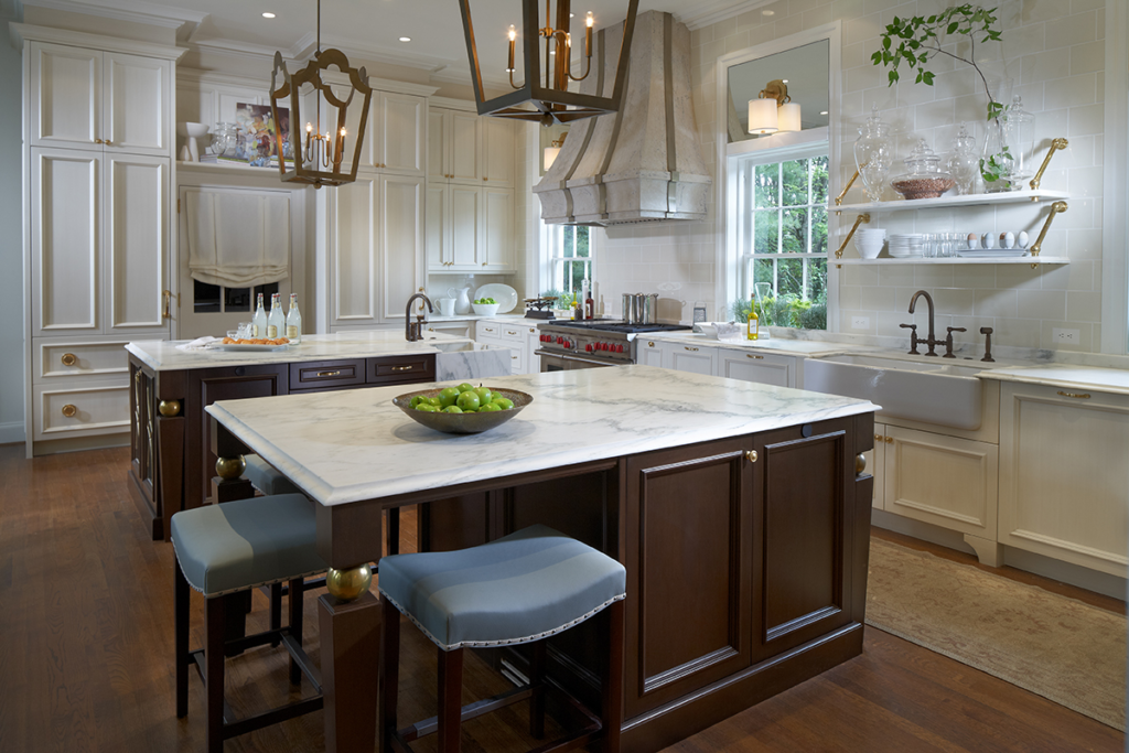 This Kitchen Was Part Of A Showhouse, So Collaboration Involved Harrison  Design (architect) And Malone Construction (builder), As Well As The Entire  Staff ...