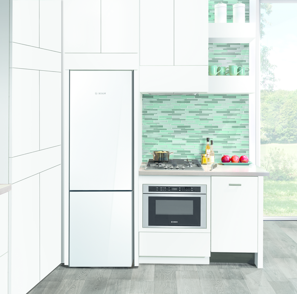 Glass Door Refrigerator For Residential Pro