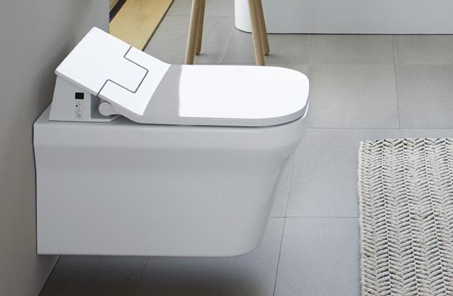 sensowash slim toilet for residential pros. Black Bedroom Furniture Sets. Home Design Ideas