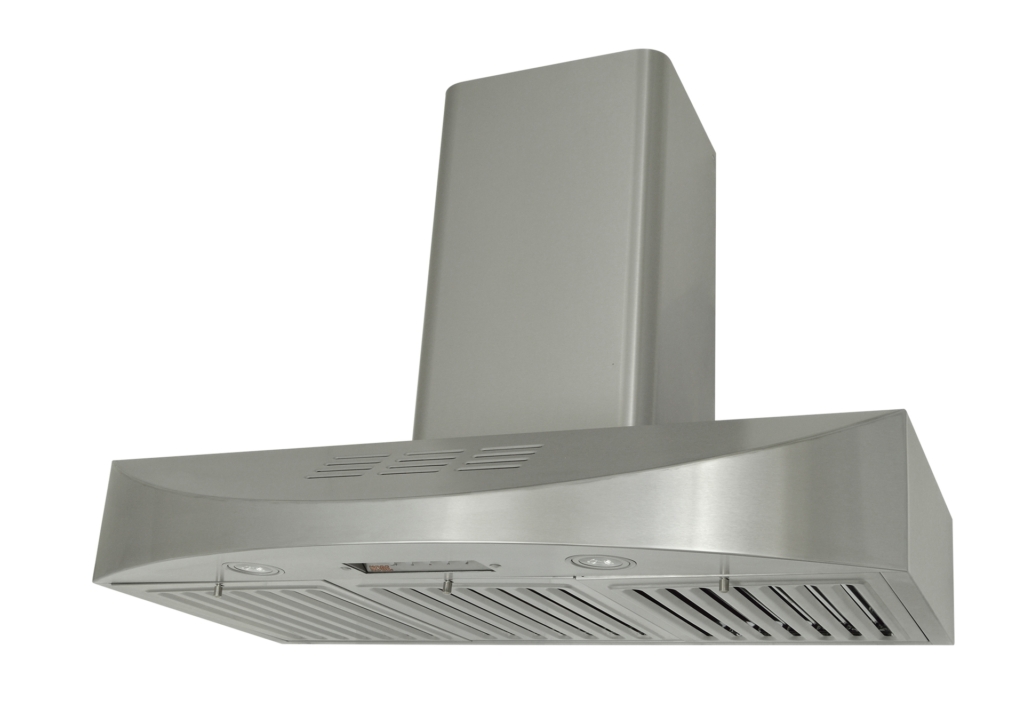 Ductless Range Hoods ~ Ductless wall mount range hood for residential pro