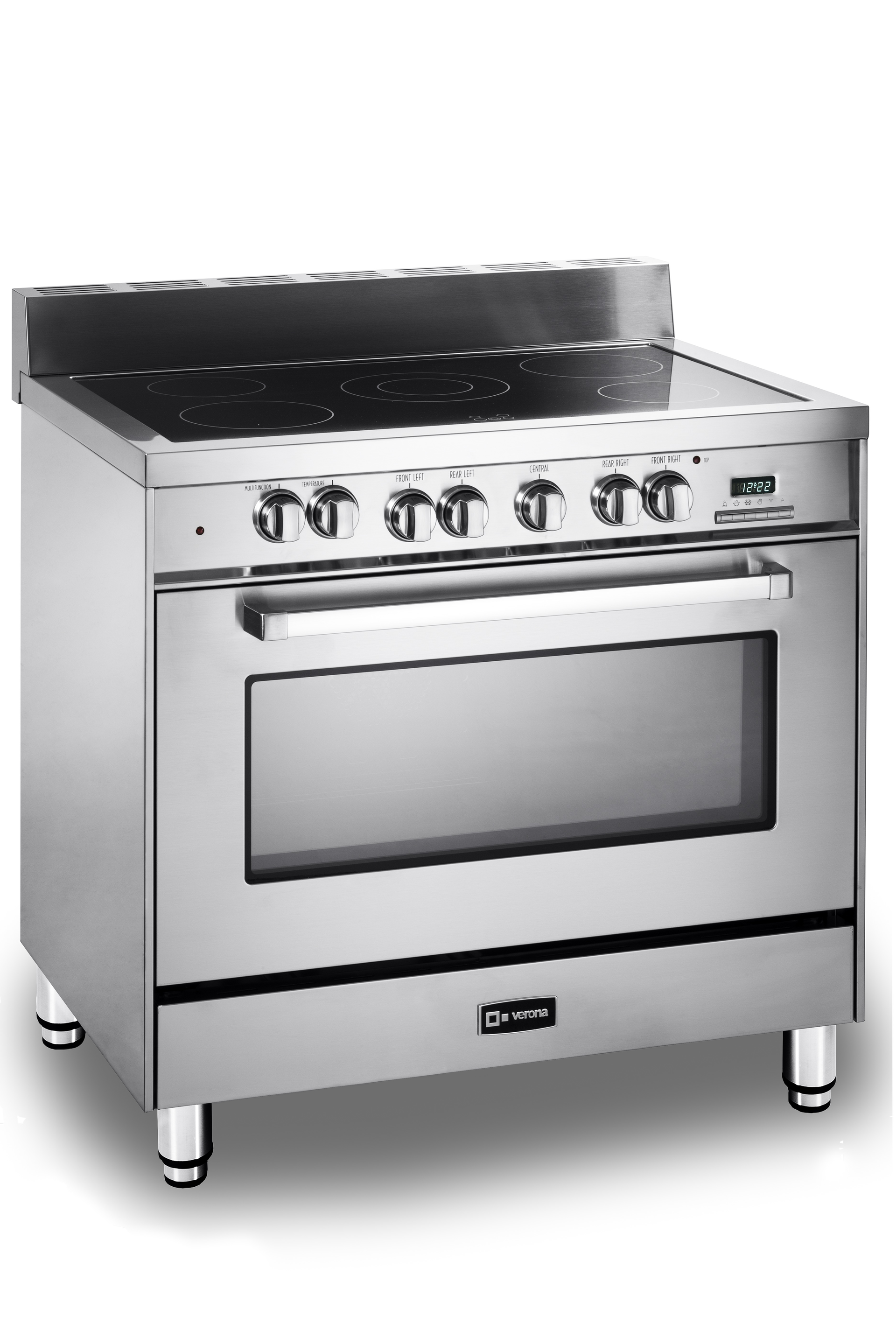 Single Electric Stove ~ Single oven electric range for residential pro