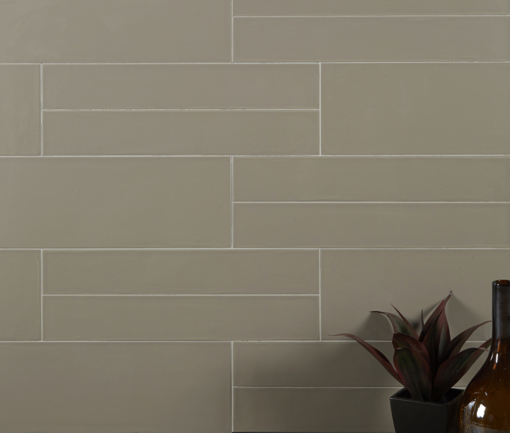 Smooth White Body Ceramic Wall Tile For Residential Pros