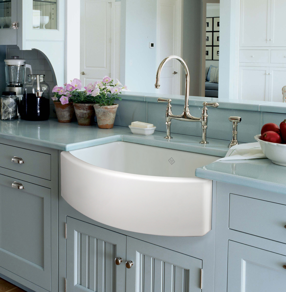 Farmhouse Style Kitchen Sinks The Kitchen Workhorse Qualified Remodeler