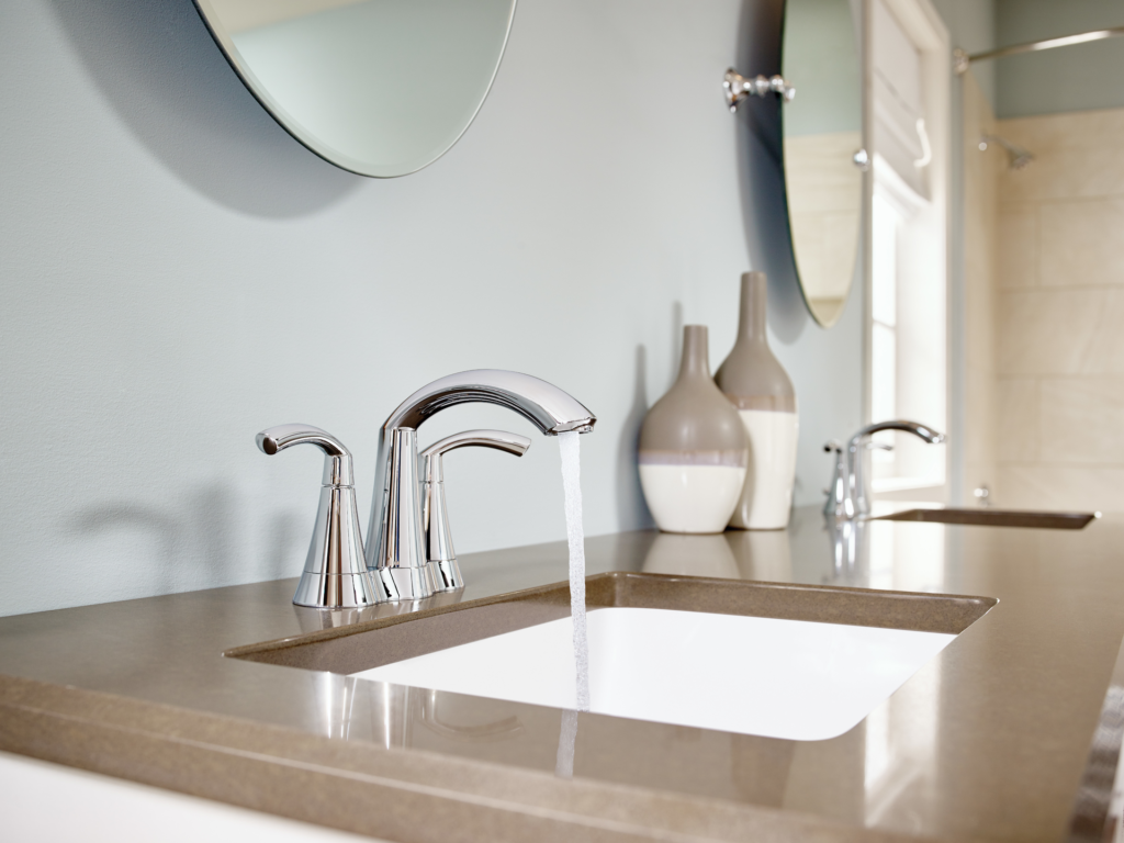 For Residential Pros Glyde Bath Faucet