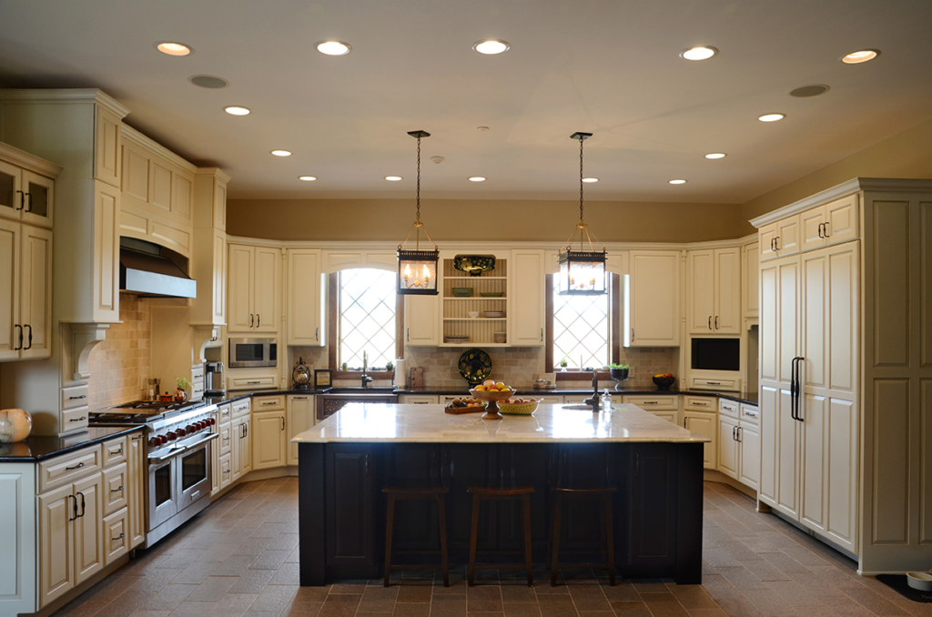 mark wishnow of wish kitchens and baths in hagerstown md took top honors in medallion kitchen design of the year awards with this design