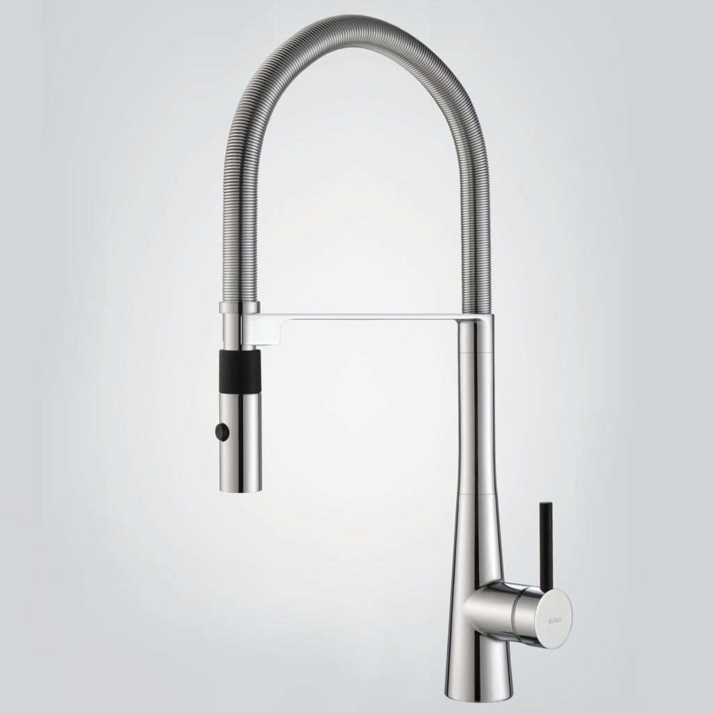 Industrial Style Kitchen Faucet: Commercial Style Kitchen Faucet