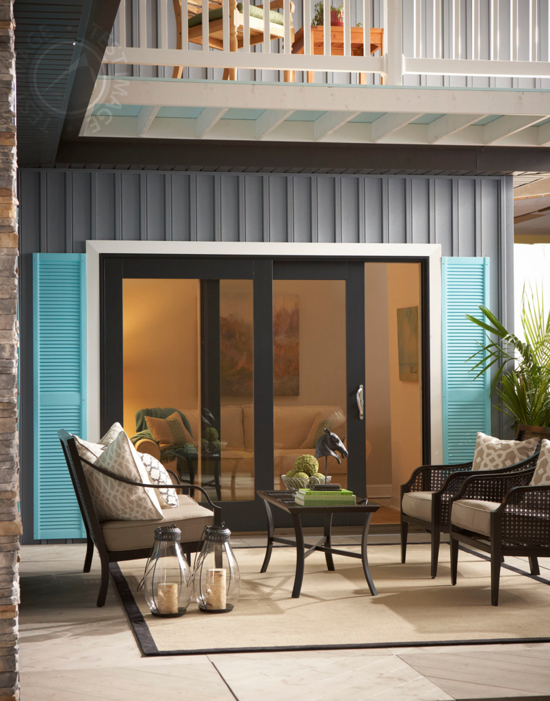 Impact rated patio doors for residential pros for Impact rated doors