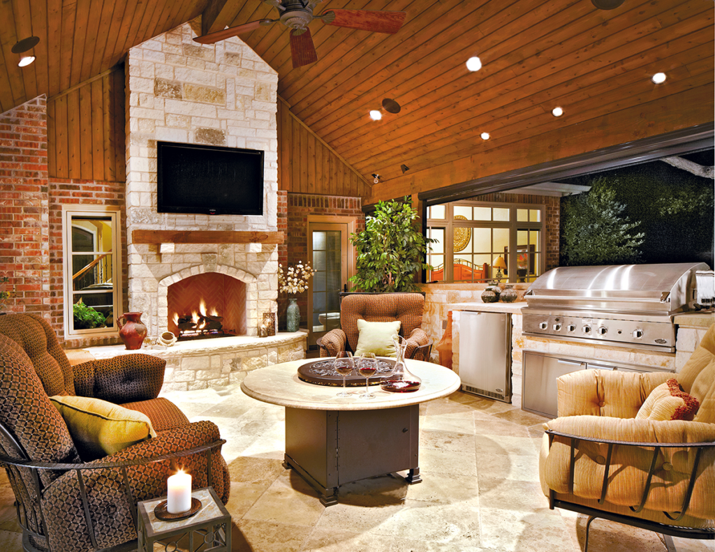 Outdoor Kitchens as a Growth Driver | Remodeling Industry News ...