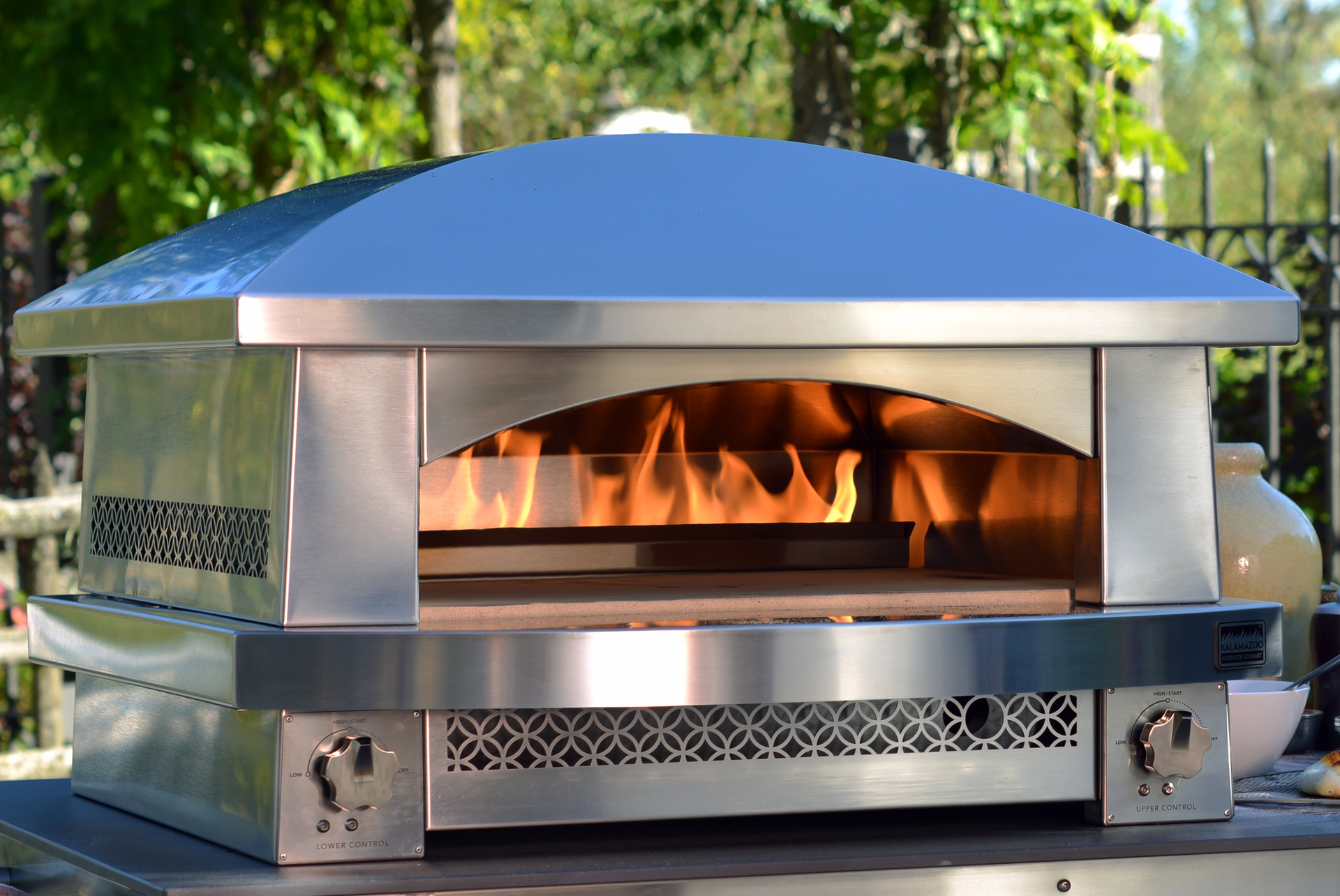 Freestanding Outdoor Pizza Oven For Residential Pros
