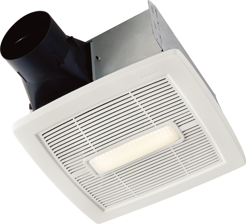 Invent bath fan series for residential pros for Residential exhaust fans for bathrooms