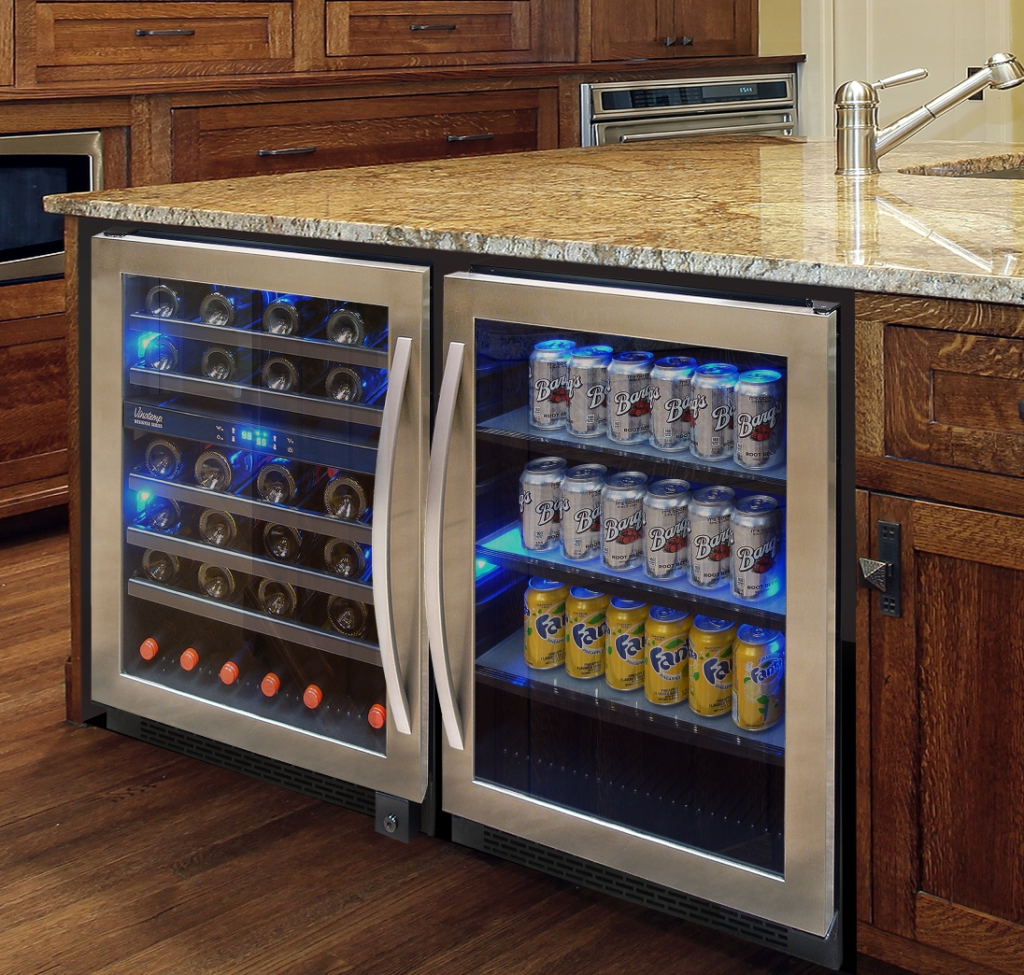 Beverage Coolers For Residential Pros