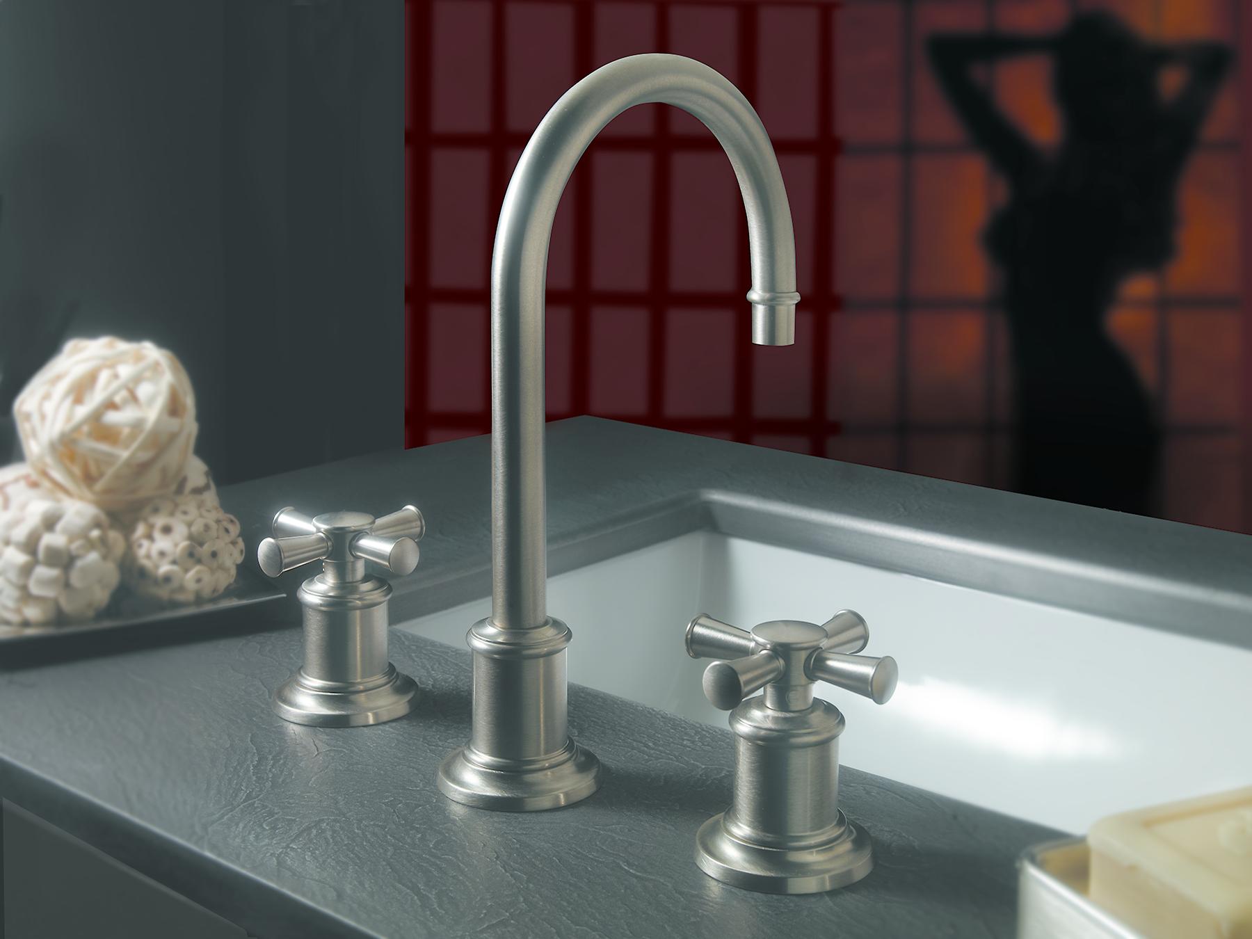 Miramar bath faucet for residential pros for Miramar kitchen and bath