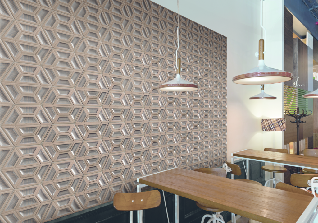 Dimensional Tile new technology drives tile trends | kitchen bath design