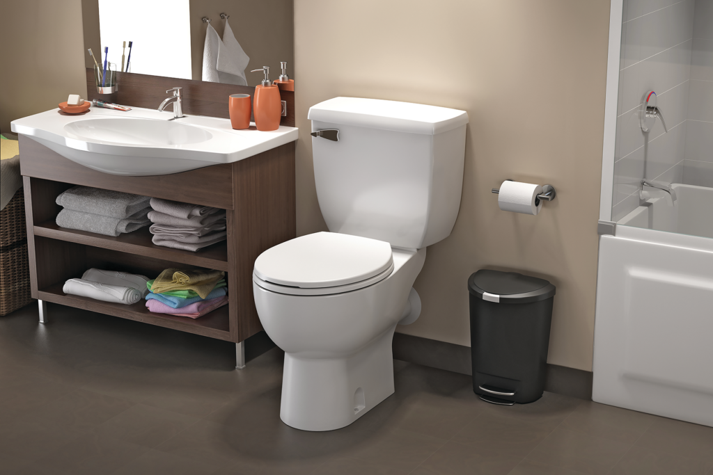 Macerating Toilet System Bowls For Residential Pros