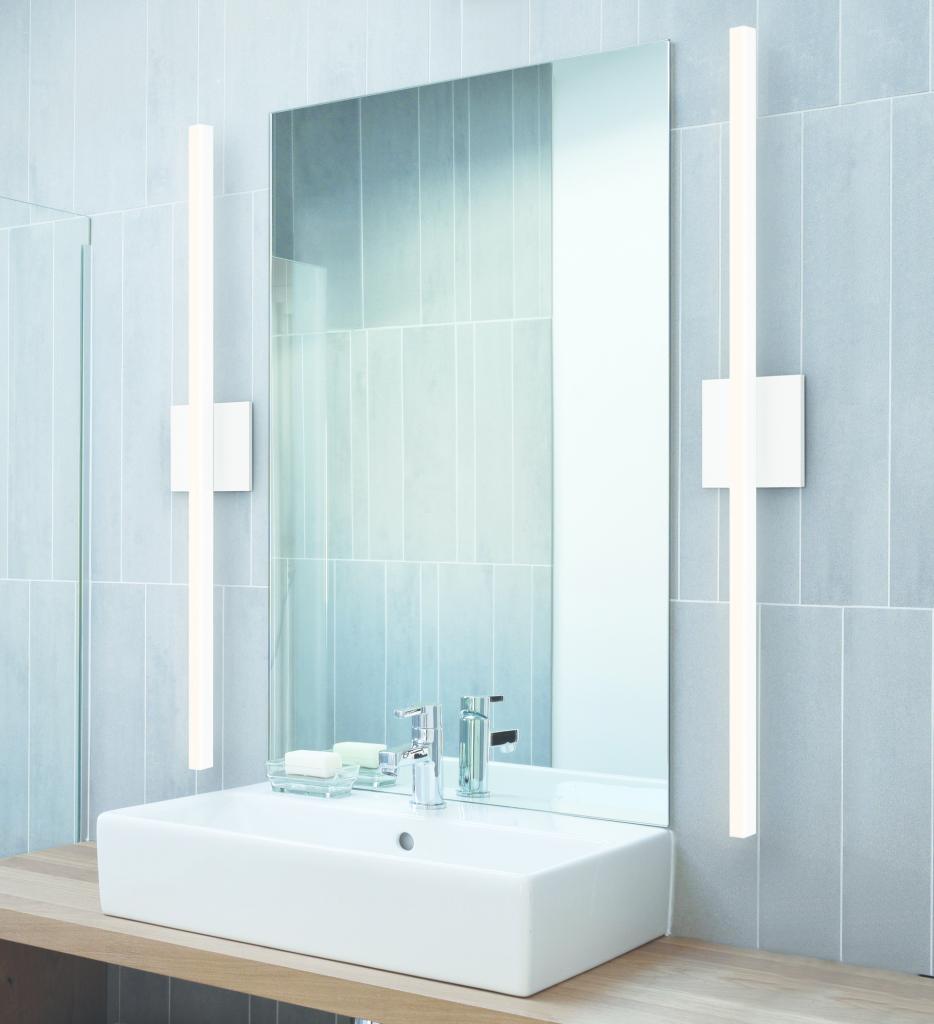 Stix bath bars for residential pros for Chapter 3 light bar bathroom light