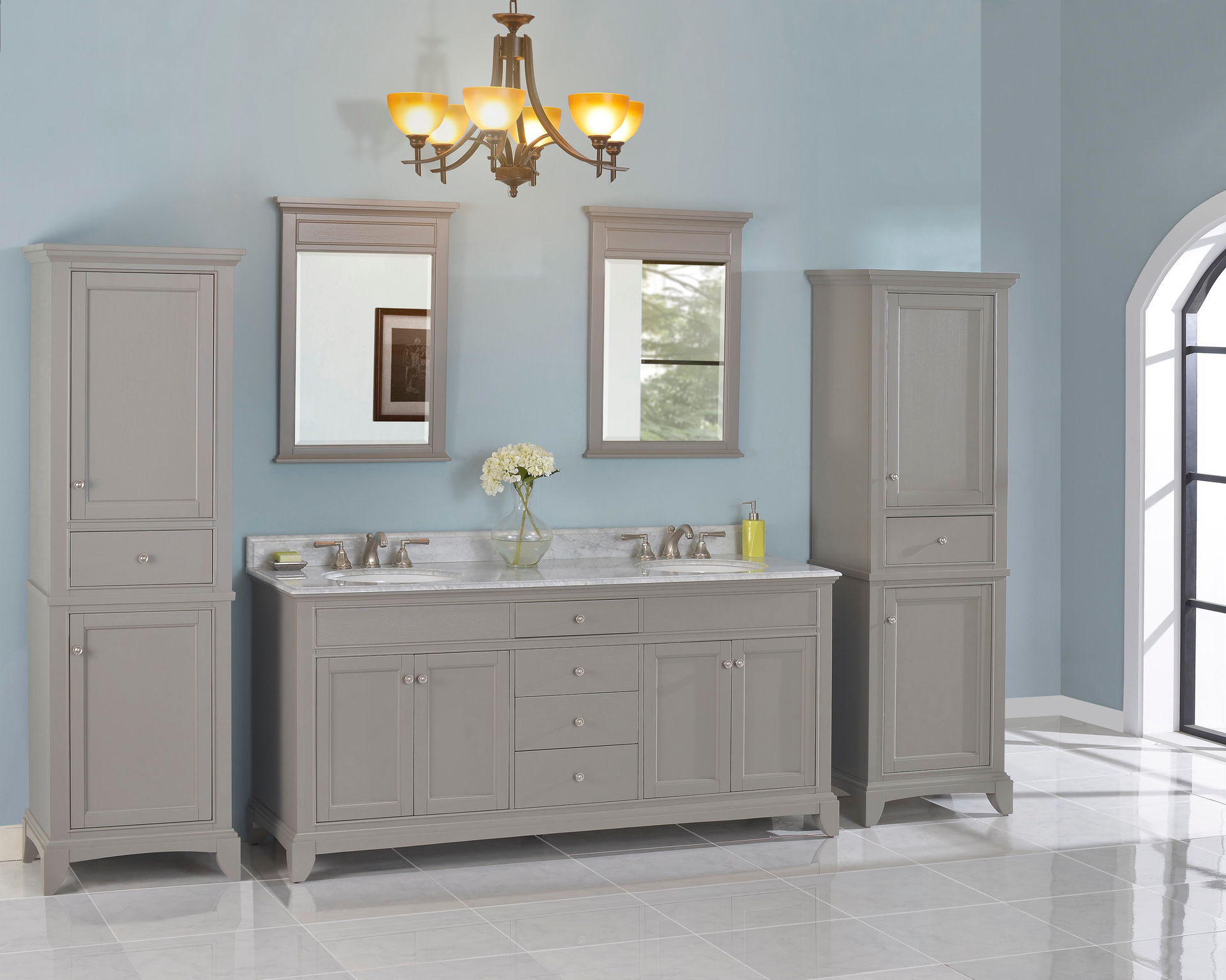 Fairmont bathroom vanities