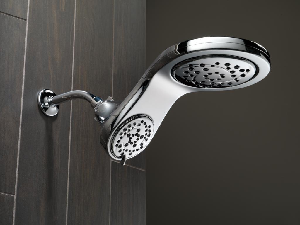 Dual Head Shower System | Kitchen Bath Design