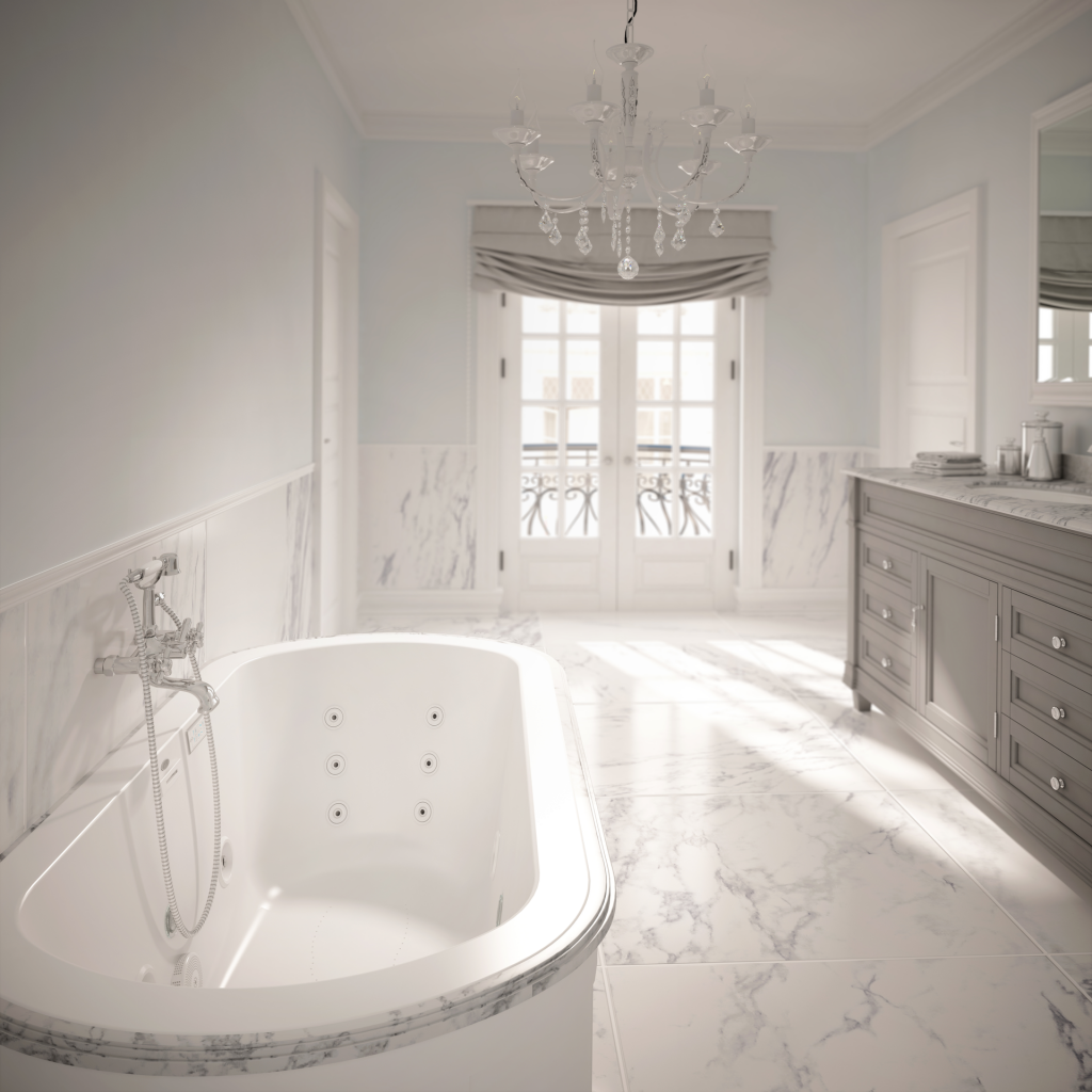 Duetta tub updates for residential pros - Whirlpool tubs for small bathrooms ...