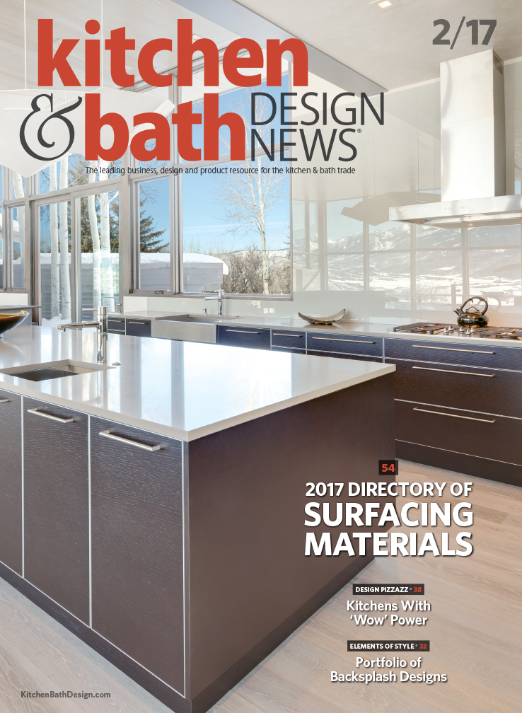 kitchen bath and design. February 2017 Kitchen  Bath Design News Archives