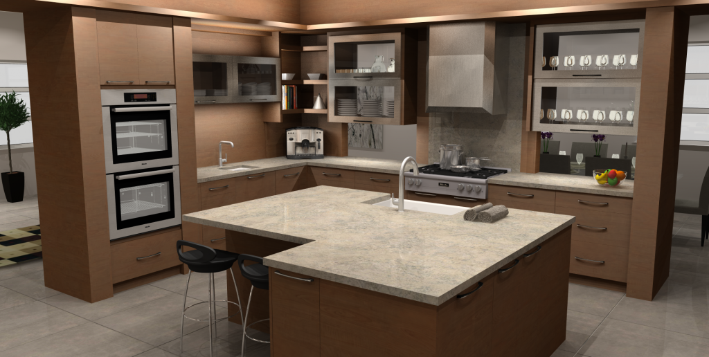 Design software for residential pro Kitchen design rendering software