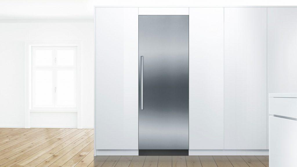 Custom Panel Single Door Refrigerator For Residential Pros