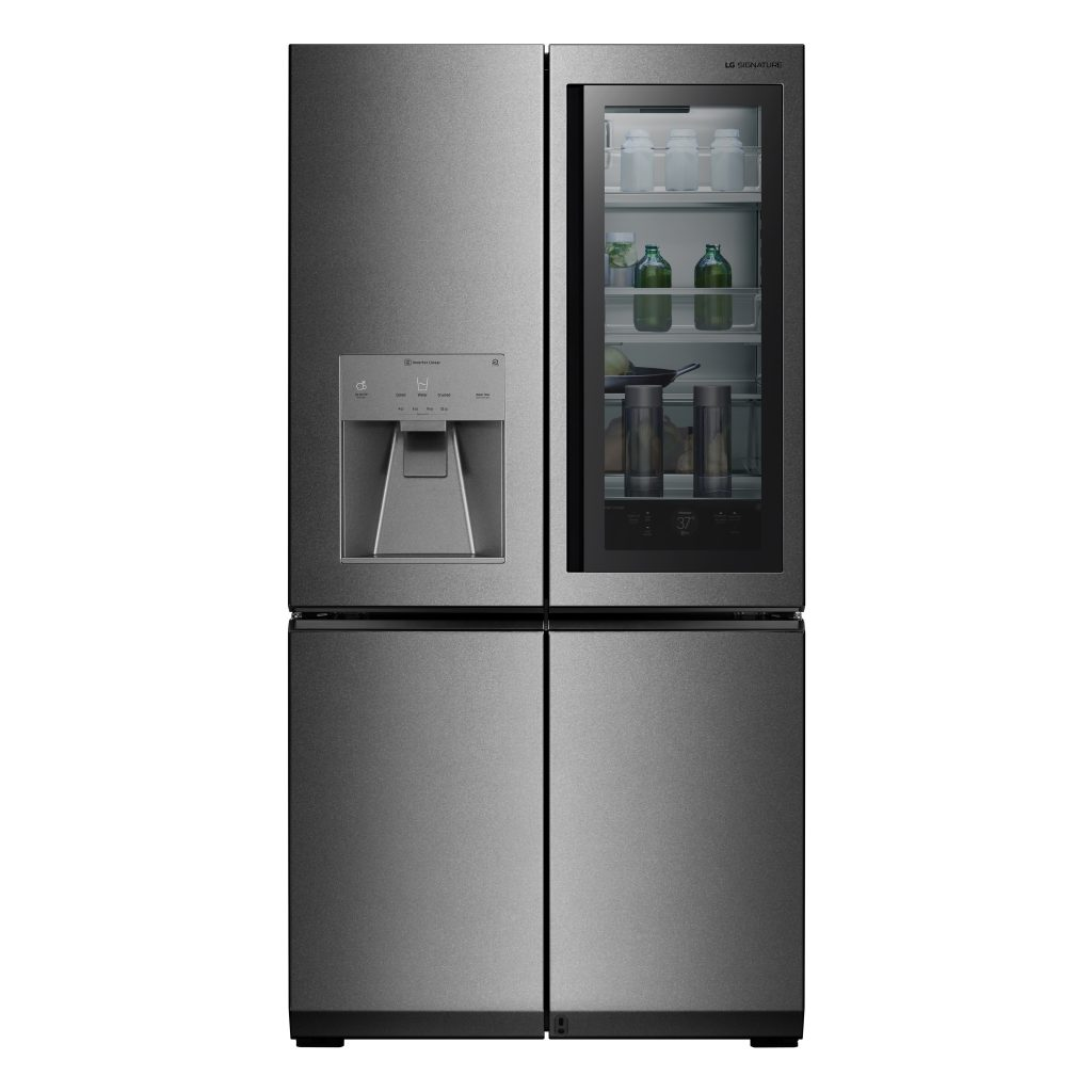 Glass Front Door In Door Refrigerator For Residential Pro