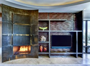 Fireplace Commands Attention