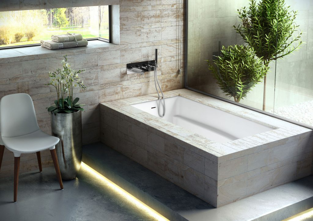 Built-in Tubs | For Residential Pros
