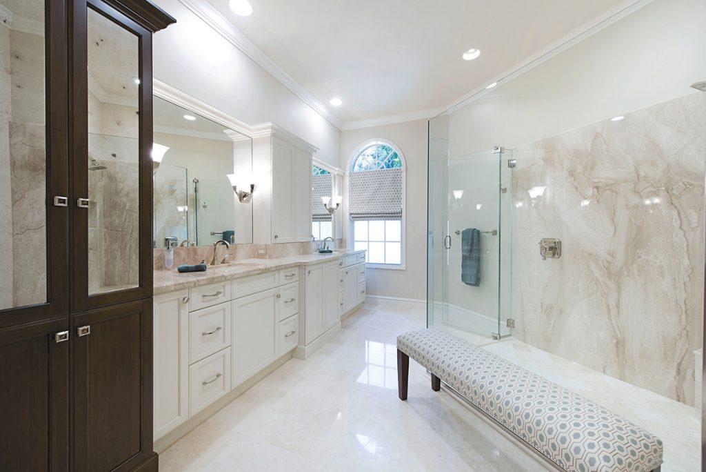 Bathroom Mirrors Naples Fl spotlight on storage | kitchen bath design