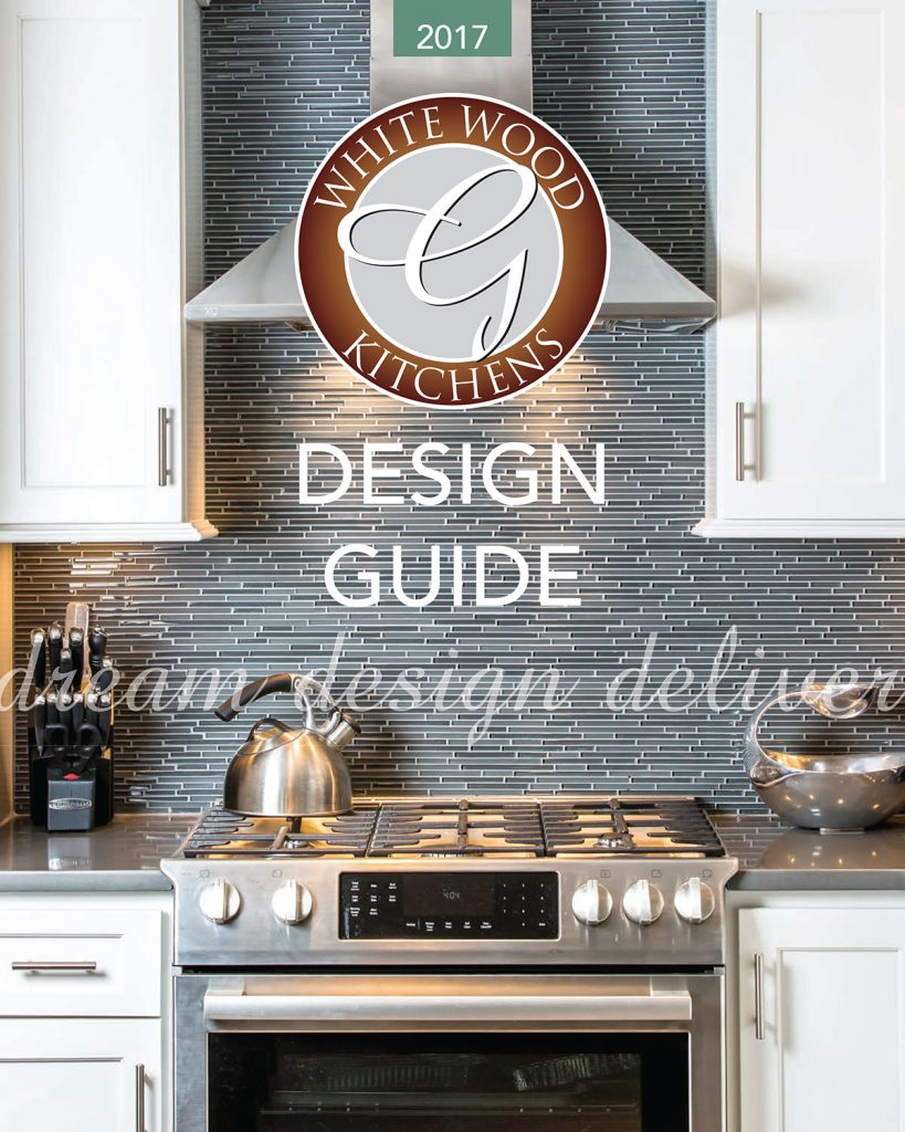 White wood kitchens releases 2017 design guide kitchen for Kitchen design guide