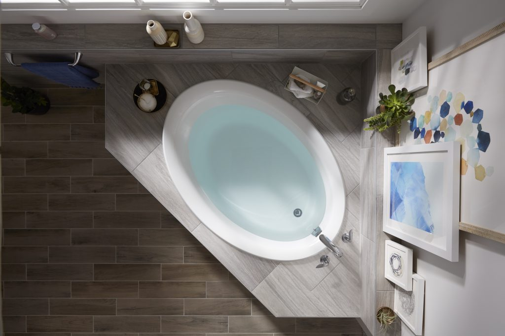 Lawson Oval Drop-in Tub | For Residential Pros