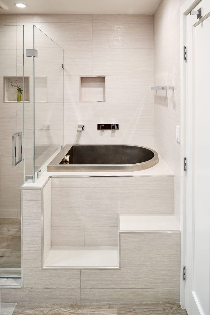 Drop in japanese tub for residential pros for Japanese bath tube