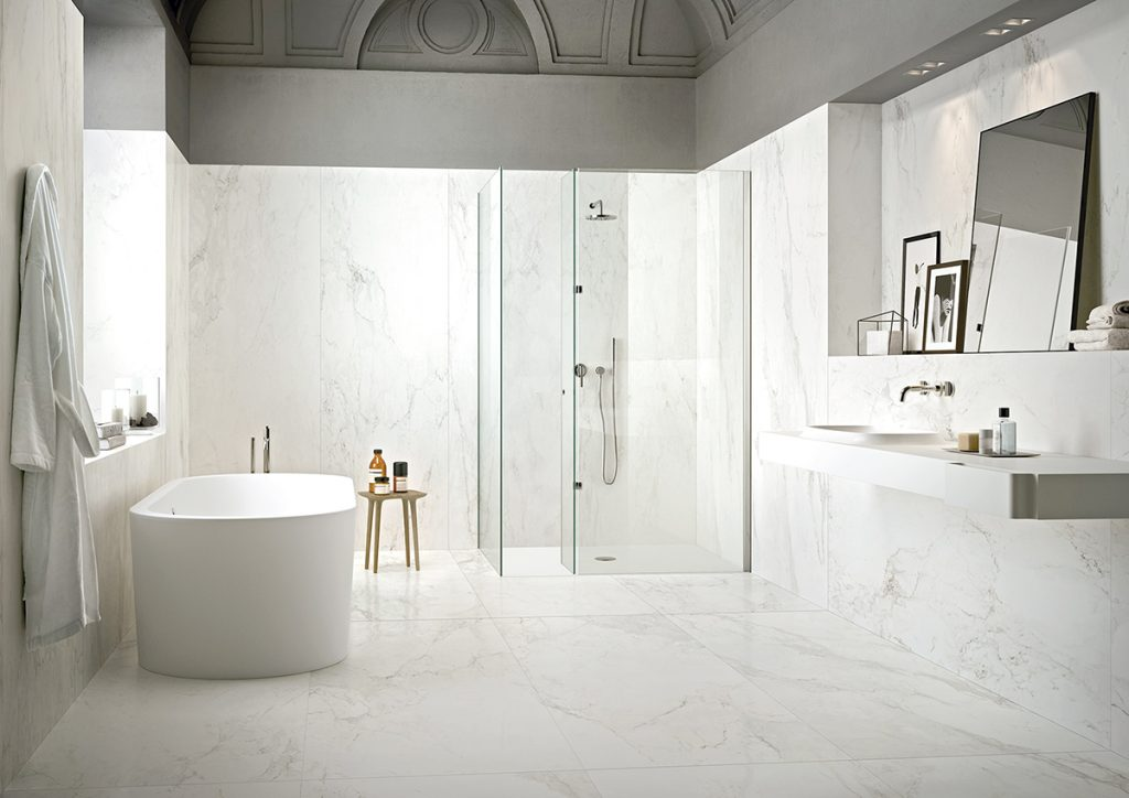 "Bathroom Showrooms Taunton trends from the ""new bathroom idea book"" 