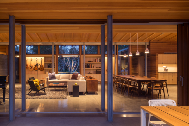 Located In An Established Los Altos Neighborhood, This Single Family  Residence Is A Modernist Reinterpretation Of The Northern California Ranch  Style Home.