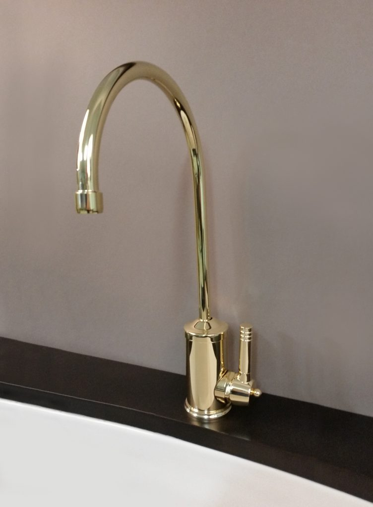Art Deco Faucet | For Residential Pros