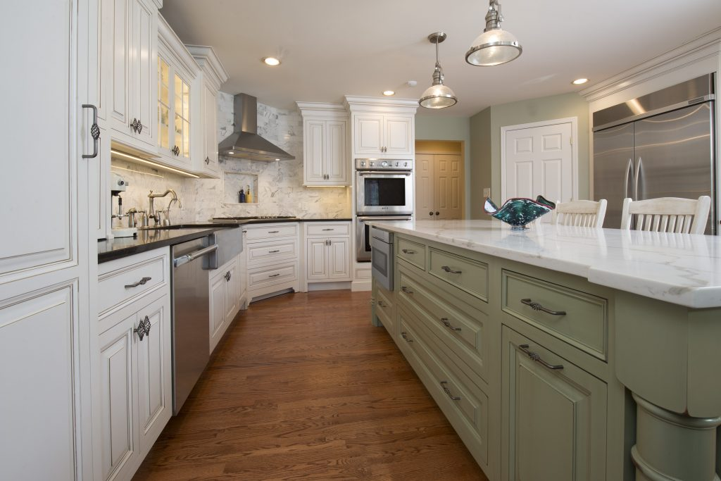 Cabinet custom finishes for residential pro for Brighton kitchen cabinets